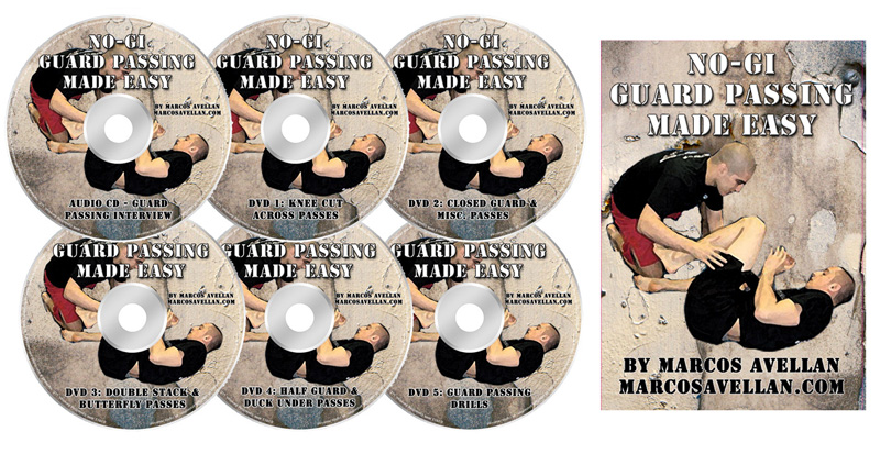 Guard Passing Made Easy DVD Set